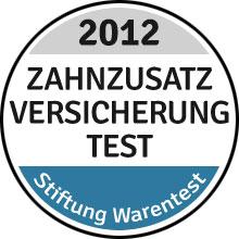 Zahnzusatzversicherung Test Stiftung Warentest 2012