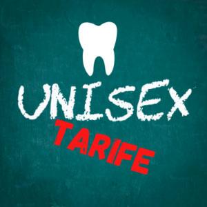 Zahnzusatzversicherung Unisex Tarife