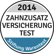 Zahnzusatzversicherung Test Stiftung Warentest 2014