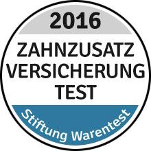 Zahnzusatzversicherung Test Stiftung Warentest 2016