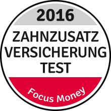 Focus Money Zahnzusatzversicherung Test 2016