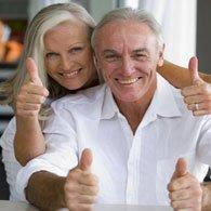 Zahnzusatzversicherung für Senioren