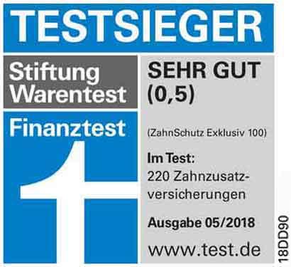 Testsieger Stiftung Warentest 2018