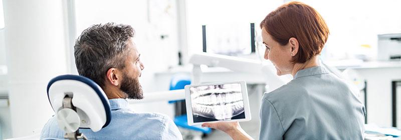 Zahnzusatzversicherung bei laufender Behandlung oder abgelehntem Antrag
