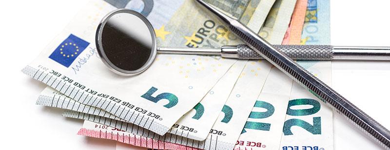 Zahnzusatzversicherung Leistungsanspruch verdoppeln durch nach Kalenderjahr kalkulierte Tarife