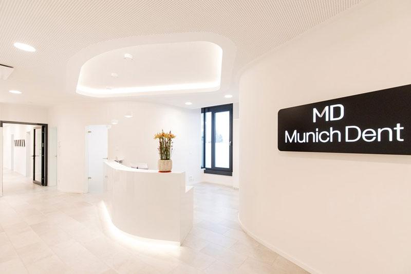 Zahnarzt München: MunichDent - Ihre Zahnärzte in München am Südpark.
