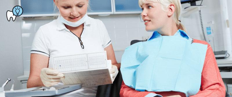 Bewertung Ihrer aktuellen Zahngesundheit durch die Patientenakte
