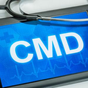 CMD - Craniomandibuläre Dysfunktion