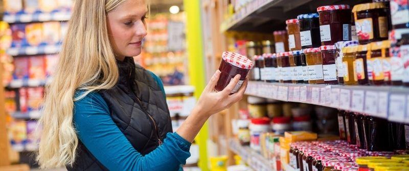 Viele Menschen kaufen inzwischen bewusst zuckerfrei ein.