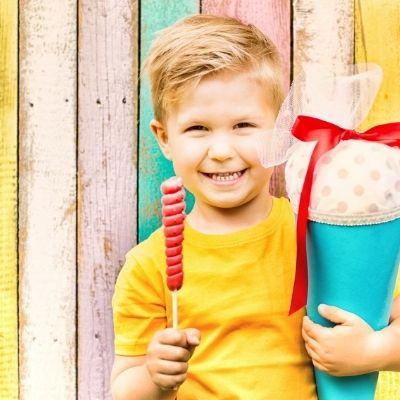 Zuckerfreie Ernährung ist nicht so leicht, denn vor allem Kinder essen gerne Süßigkeiten.
