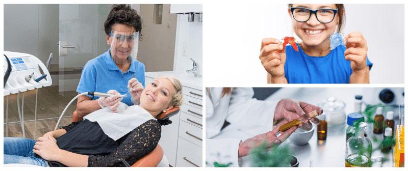 Zahnzusatzversicherungen mit erweiterten Leistungen für Heilpraktiker, Naturheilkunden und Sehhilfen.
