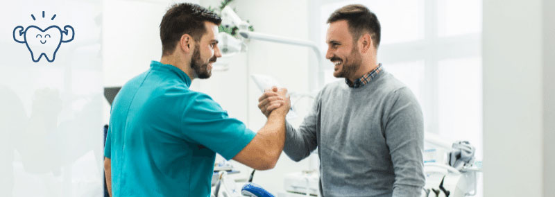Zahnzusatzversicherung abgelehnt, durch Experten von Test-Zahnzusatzversicherung trotzdem versichert
